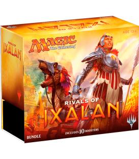 Magic the Gathering: Rivals of Ixalan (Bundle) (Inglés)
