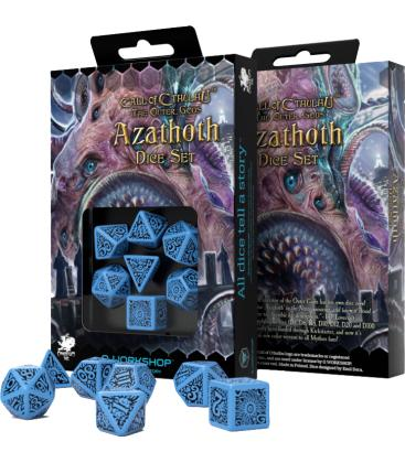 Q-Workshop: Call of Cthulhu - The Outer Gods (Azathoth)