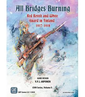 All Bridges Burning: Red Revolt and White Guard in Finland, 1917-1918 (Inglés)