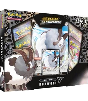 Pokemon: Camino de Campeones - Dubwool V