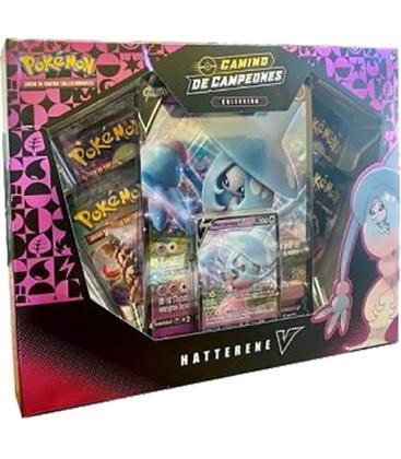 Pokemon: Camino de Campeones - Hatterene V