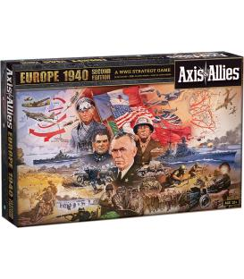 Axis & Allies: Europe 1940 (Second Edition) (Inglés)