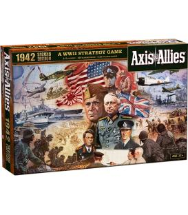 Axis & Allies 1942 (2nd Edition) (Inglés)