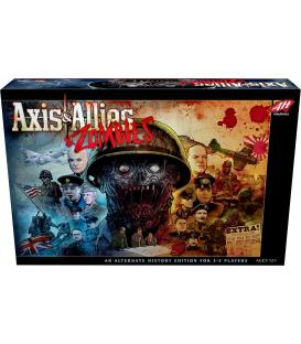 Axis & Allies and Zombies (Inglés)