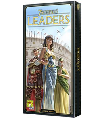 7 Wonders: Leaders (2ª Edición)