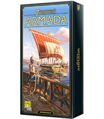 7 Wonders: Armada (2ª Edición)