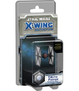 Star Wars X-Wing: Caza TIE/fo