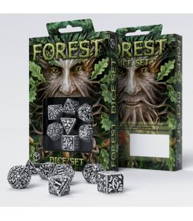 Q-Workshop: Forest (White/Black)