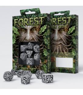 Q-Workshop: Forest (White/Black)
