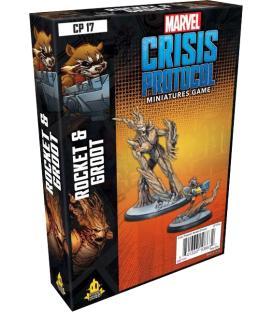 Marvel Crisis Protocol: Rocket & Groot (Inglés)