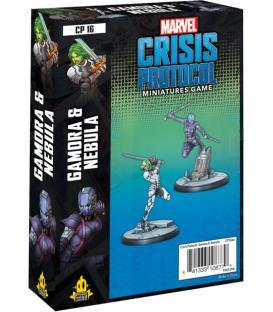 Marvel Crisis Protocol: Gamora & Nebula (Inglés)