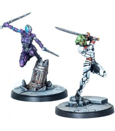 Marvel Crisis Protocol: Gamora & Nebula
