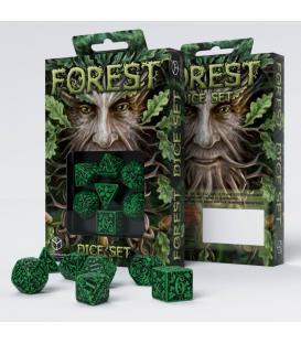 Q-Workshop: Forest (Green/Black)