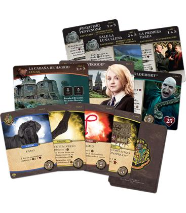 Harry Potter Hogwarts Battle: La Monstruosa Caja de los Monstruos