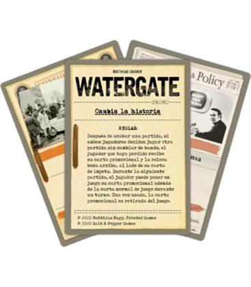 Watergate: Cambia la Historia