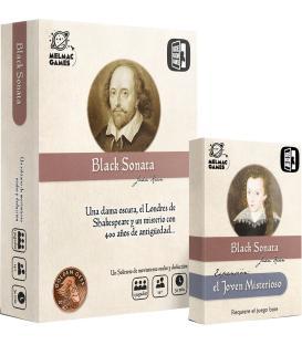 Black Sonata (+ Expansión El Joven Misterioso)