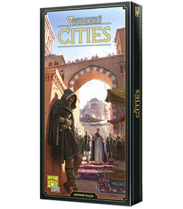 7 Wonders: Cities (2ª Edición)