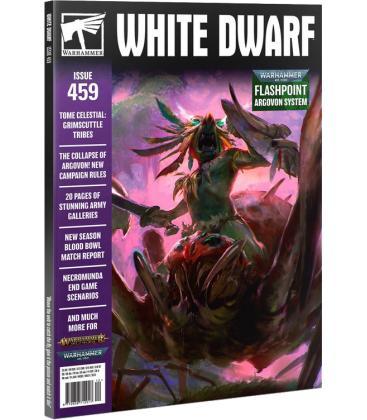 White Dwarf: December 2020 - Issue 459(Inglés)