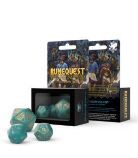 Q-Workshop: Runequest Expansion (Turquoise & Gold)
