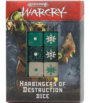 Warcry: Harbingers of Destruction Dice