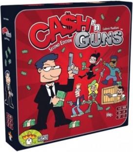 Cash'n Guns (2ª Edición)