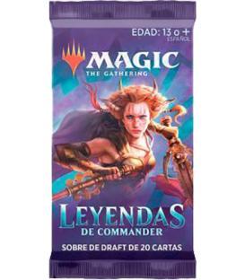 Magic the Gathering: Leyendas de Commander (Sobre de Draft)
