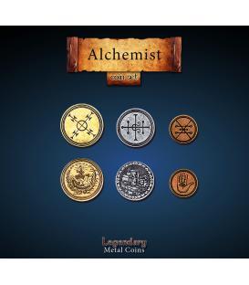 Legendary Metal Coins: Alchemist (24)