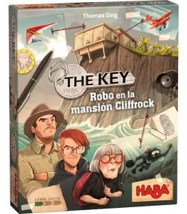 The Key: Robo en la Mansión Cliffrock