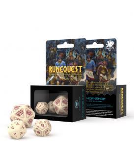 Q-Workshop: Runequest Expansion (Beige & Burgundy)