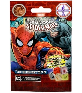 Dice Masters: The Amazing Masters Spider-Man - Sobre (Inglés)