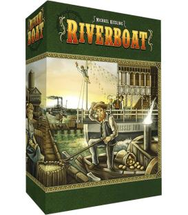 Riverboat (Caja Magullada)