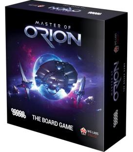 Master of Orion (+ Promo)