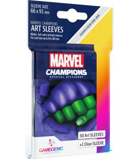 Gamegenic: Marvel Champions Art Sleeves 66x91mm (50) (She-Hulk)