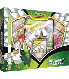 Pokemon: Colección Sirfetch'd de Galar V