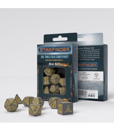 Q-Workshop: Starfinder - The Threefold Conspiracy