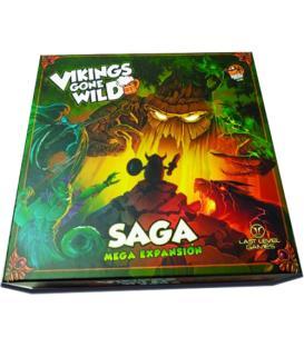 Vikings Gone Wild: Saga Mega Expansión