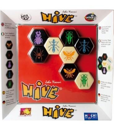 Hive: La Colmena