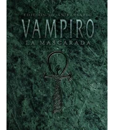 Vampiro La Mascarada 20º Aniversario (Edición de Bolsillo)