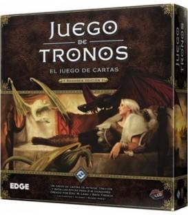 Pack AGOT - Juego de Tronos LCG (2ª Edición) + Leyenda de los Cinco Anillos LCG