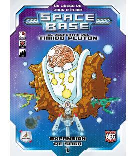 Space Base: El Despertar del Tímido Plutón (Expansión de Saga 1)