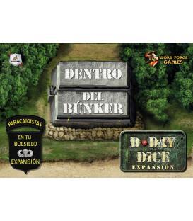 D-Day Dice: Paracaidistas en tu Bolsillo - Dentro del Búnker