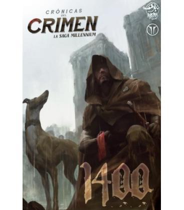 Crónicas del Crimen: 1400 (La Saga Millennium)