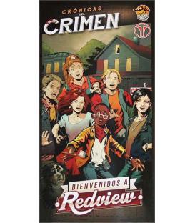 Crónicas del Crimen: Bienvenidos a Redview