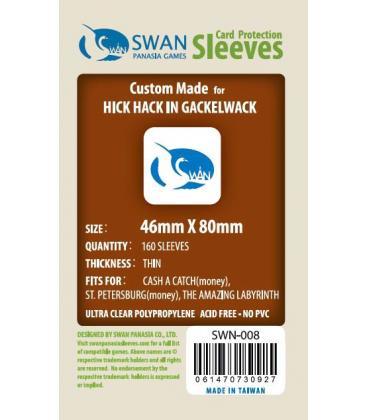 Fundas Thin Swan Panasia (46x80mm) (160)
