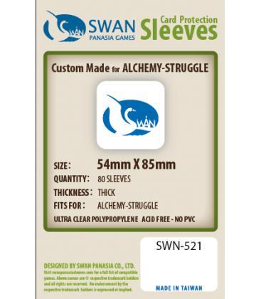 Fundas Thick Swan Panasia (54x85mm) (80)