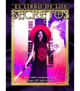 Mago La Ascensión: El Libro de los Secretos (Reverso Rallado)