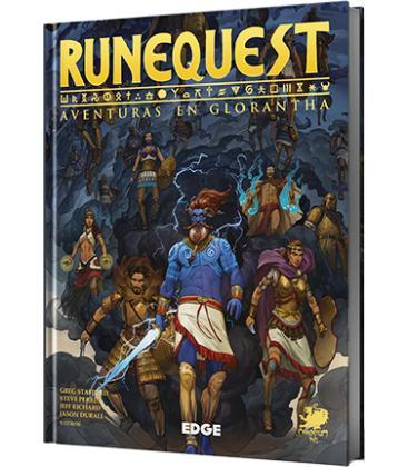 RuneQuest : Aventuras en Glorantha