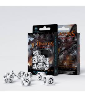 Q-Workshop: Dragons (White & Black)
