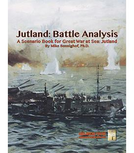 Great War at Sea: Jutland - Battle Analysis (Inglés)