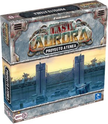 Last Aurora: Proyecto Atenea